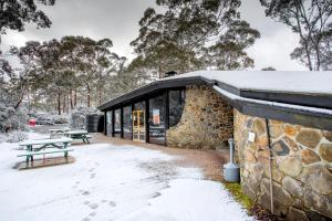 Discovery Parks - Cradle Mountain during the winter