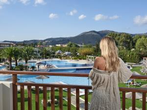 Πισίνα στο ή κοντά στο Pilot Beach Resort