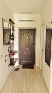 Ванная комната в Дом для отдыха Олимпийский парк