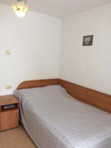 Кровать или кровати в номере Отель Лада