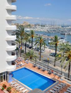 A view of the pool at Hotel Palma Bellver , Affiliated by Meliá or nearby