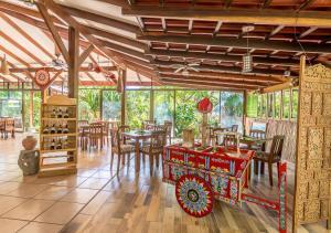 Ресторан / где поесть в Hotel Colinas del Sol