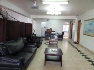 A seating area at Sophia Hotel