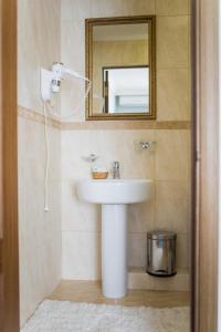Ванная комната в Гостиница Зихия