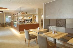 Salone o bar di Hotel Garden