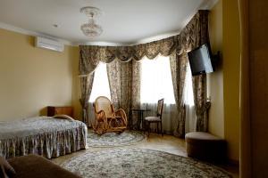 Гостиная зона в Гостевой Дом Поместье
