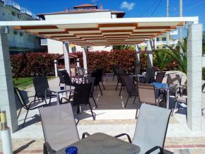 Εστιατόριο ή άλλο μέρος για φαγητό στο Πανσιόν Δελφίνι