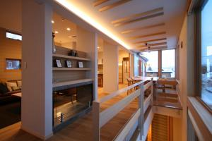 A bunk bed or bunk beds in a room at Fuyunoki