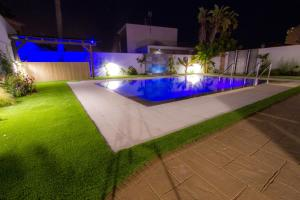 The swimming pool at or near Pixel