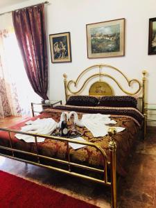 Un ou plusieurs lits dans un hébergement de l'établissement Zen Residence