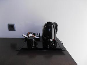 Estris per fer te o cafè a Hotel Marblau Tossa
