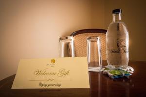 Bebidas en Hotel Talisman