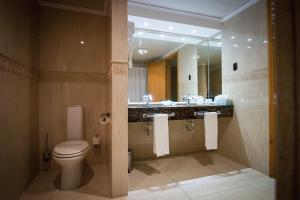 Un baño de Hotel Talisman