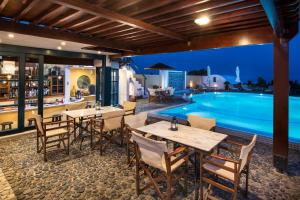 The swimming pool at or near Kalimera Hotel