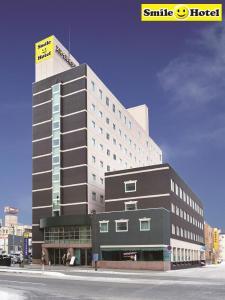 Gedung tempat hotel berlokasi