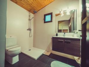 Un baño de Casa Spa Don Gonzalo