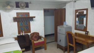 A seating area at Chan Myae Guesthouse