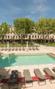 The swimming pool at or close to Les Villages Clubs du Soleil - Marseille