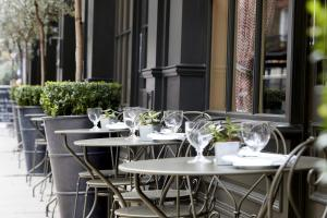 A restaurant or other place to eat at Covent Garden Hotel, Firmdale Hotels