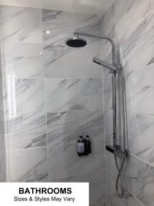A bathroom at Seafront419 By Seafront Collection