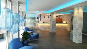 Hall o reception di Hotel Brisa