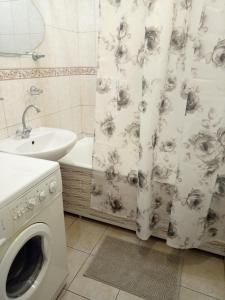 Ванная комната в Apartment Rental