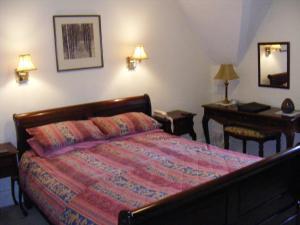 Un ou plusieurs lits dans un hébergement de l'établissement The Prince's House Hotel
