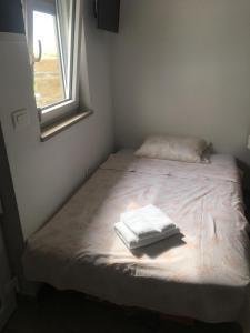 Postelja oz. postelje v sobi nastanitve Bella Vista