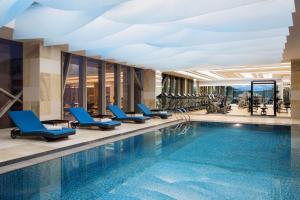 A piscina localizada em Hyatt Regency Riyadh Olaya ou nos arredores