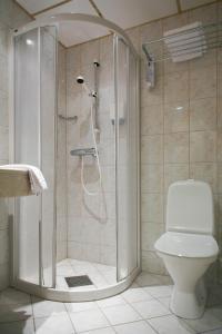 Ванная комната в Quality Hotel Augustin