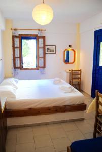 Postelja oz. postelje v sobi nastanitve Jimmy's Place