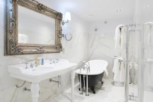 A bathroom at The Torridon