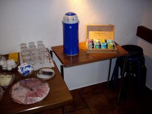 Kuchyň nebo kuchyňský kout v ubytování Restaurant Hotel Stossplatz