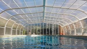 The swimming pool at or near Hotel Felipe II