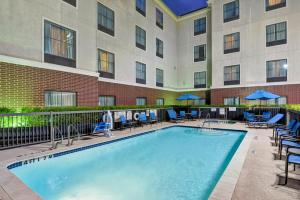 The swimming pool at or near Homewood Suites by Hilton Houston West-Energy Corridor