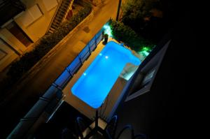 A view of the pool at Apartments & Rooms Villa Maslina or nearby