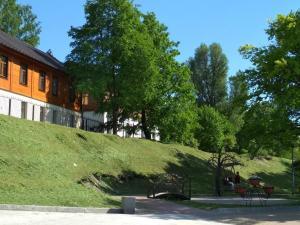 Сад в Отель Фаворит