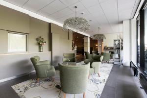 Salon ou bar de l'établissement Babylon Hotel Den Haag