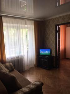 Телевизор и/или развлекательный центр в 3-ком. квартира в курортной зоне
