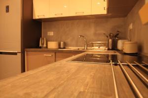 Cucina o angolo cottura di Agnantio Apartments