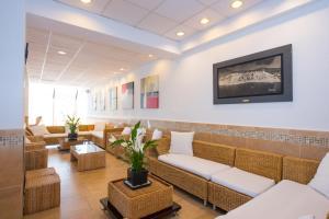 Hall o reception di Hotel Cartago - All Inclusive