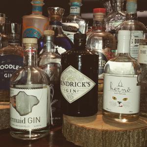 Drinks at The Angel Inn, Heytesbury