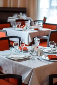 Ресторан / где поесть в Бизнес-отель Золотой Затон