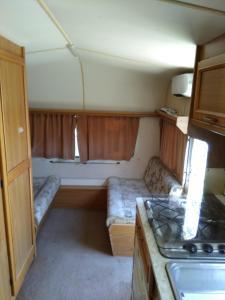 Кровать или кровати в номере kemper-shire