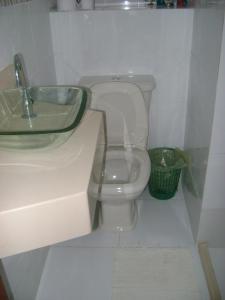 Um banheiro em Casa Portal 53