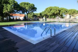 The swimming pool at or close to INATEL Caparica