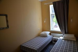 Cama o camas de una habitación en Hostel31