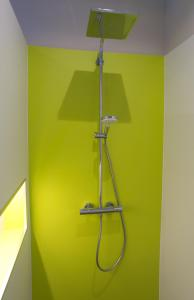 A bathroom at Hof Hahnenberg