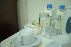 Bebidas em Gulf Terrace Hotel