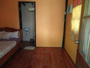 A bathroom at Subli Guest Cabins